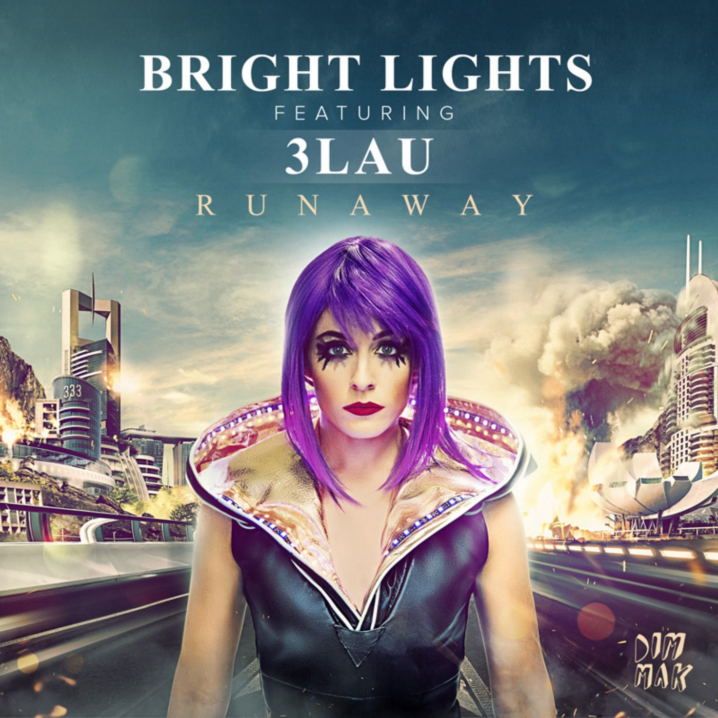 "BRIGHT LIGHTS: DEBUT SINGLE ""RUNAWAY"""