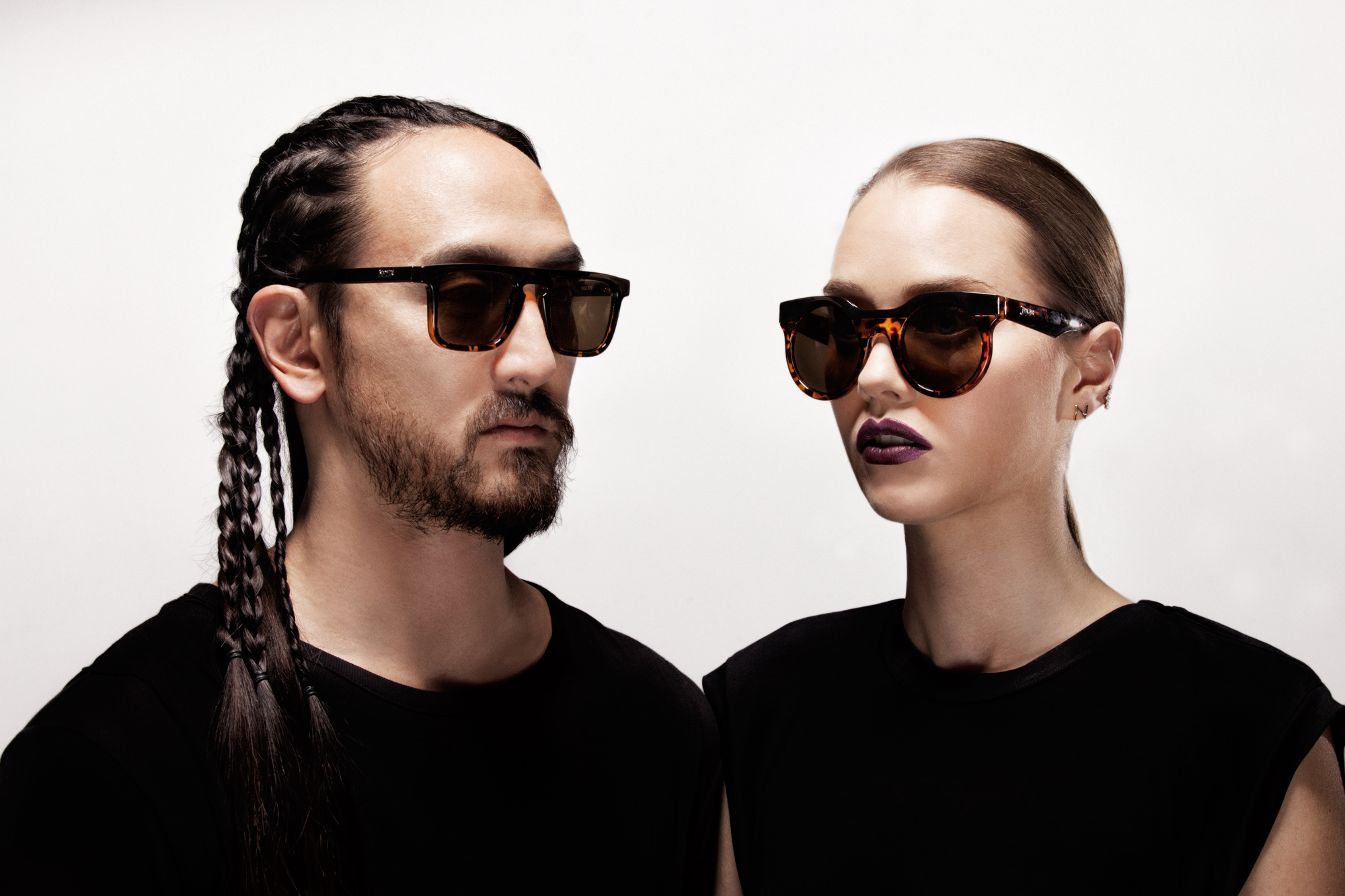 Dim Mak Eyewear campaign