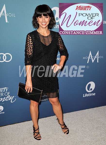 "Constance Zimmer for Variety Magazine's ""Power Of Women Luncheon"""