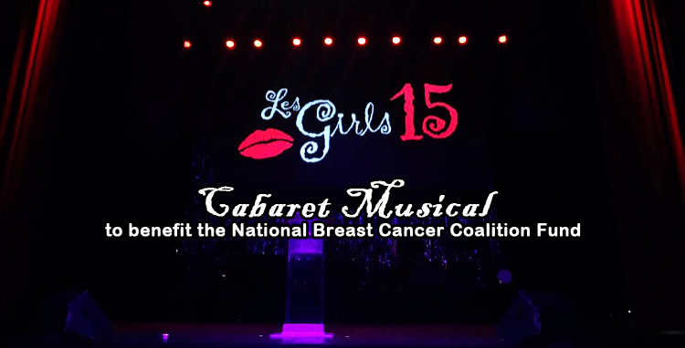 """Les Girls Cabaret"" (Musical)"
