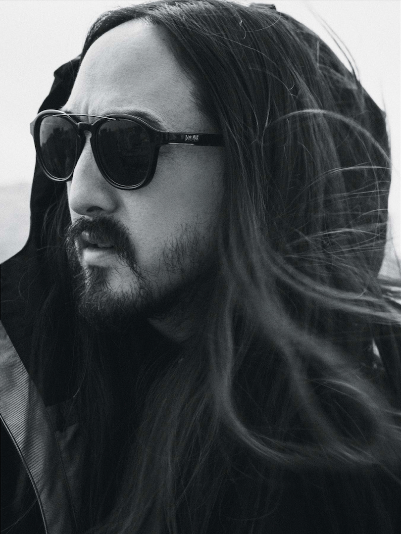 STEVE AOKI COVERS TOYS FOR BOYS – ISSUE 7