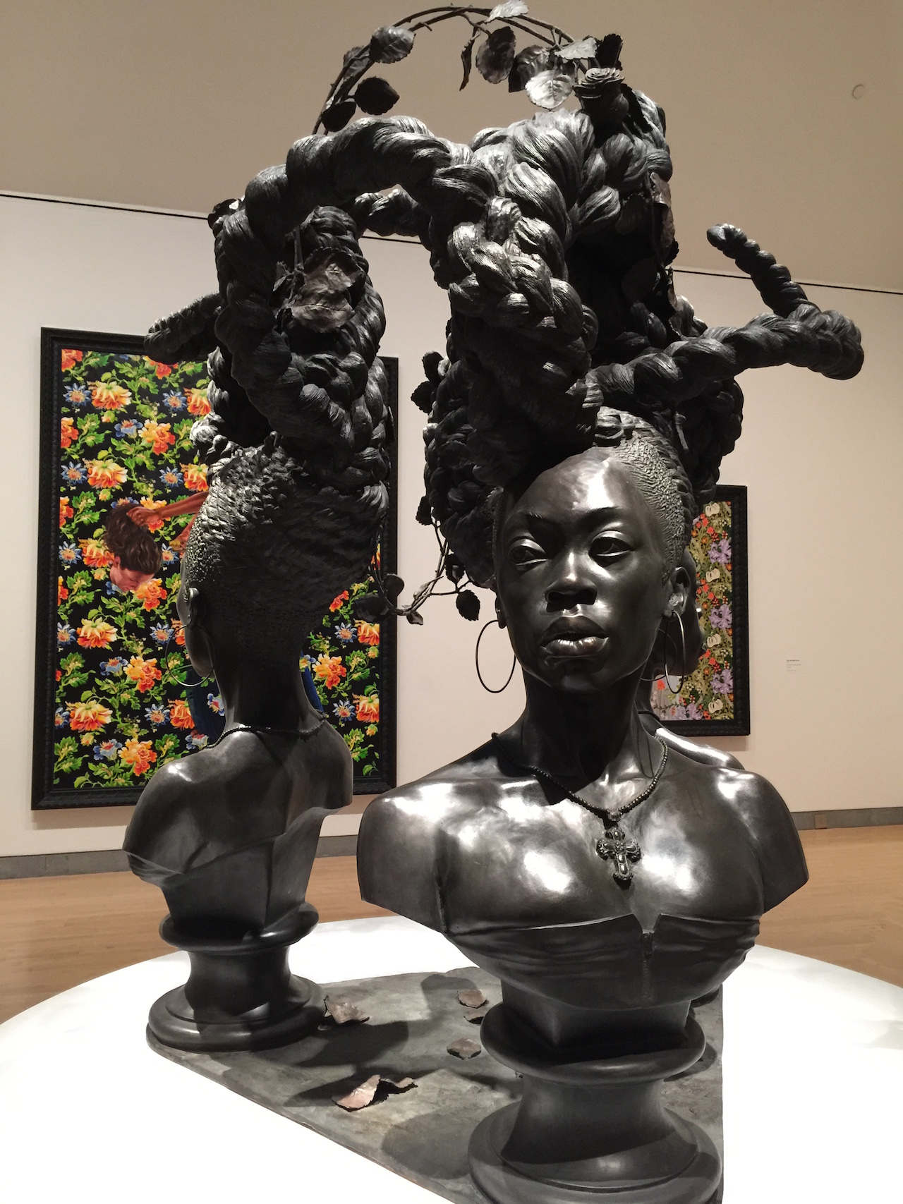 Bound by Kehinde Wiley