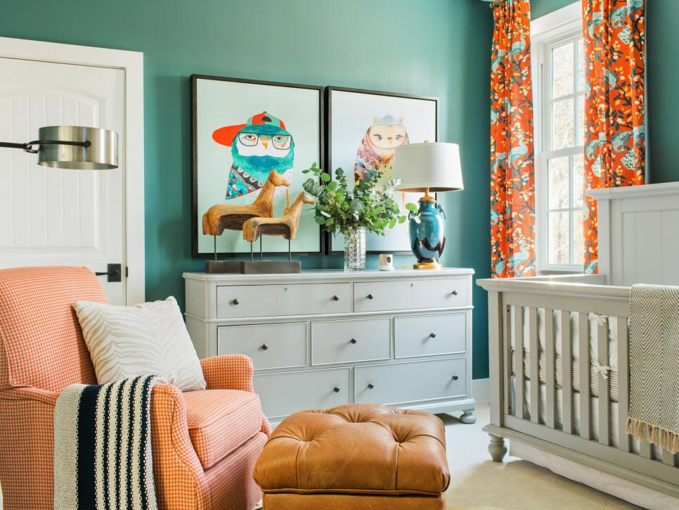 HGTV SMART HOME 2016 Nursery