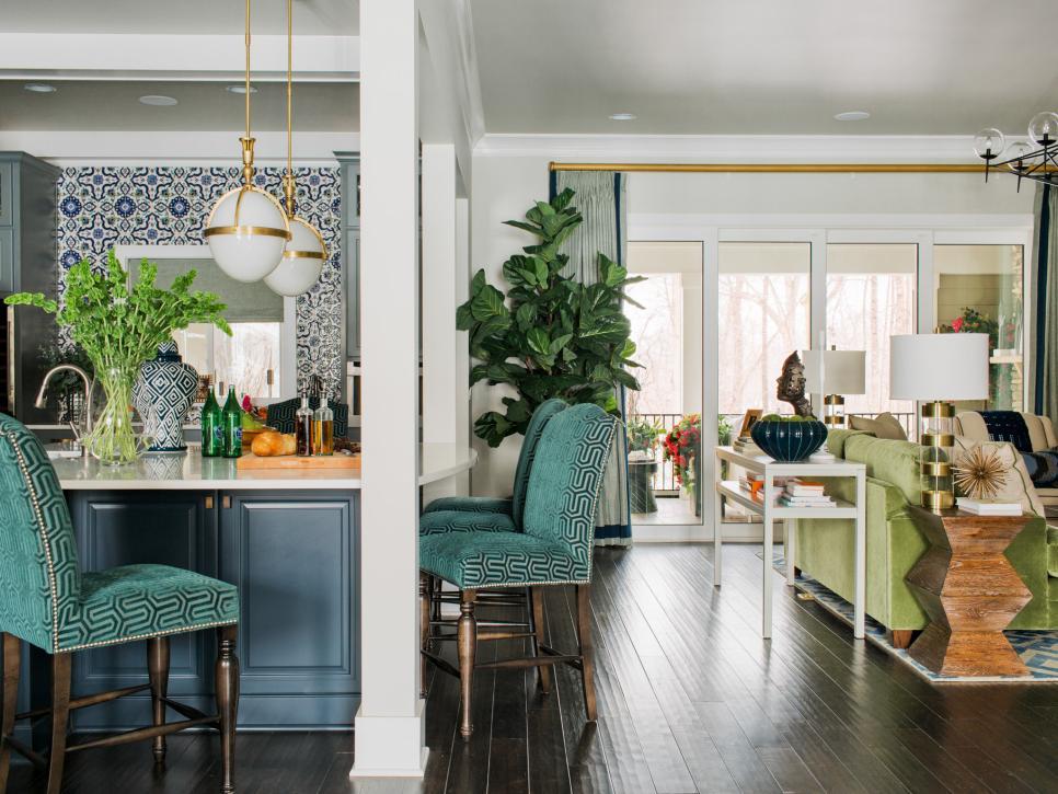 HGTV Smart Home 2016 Living Room