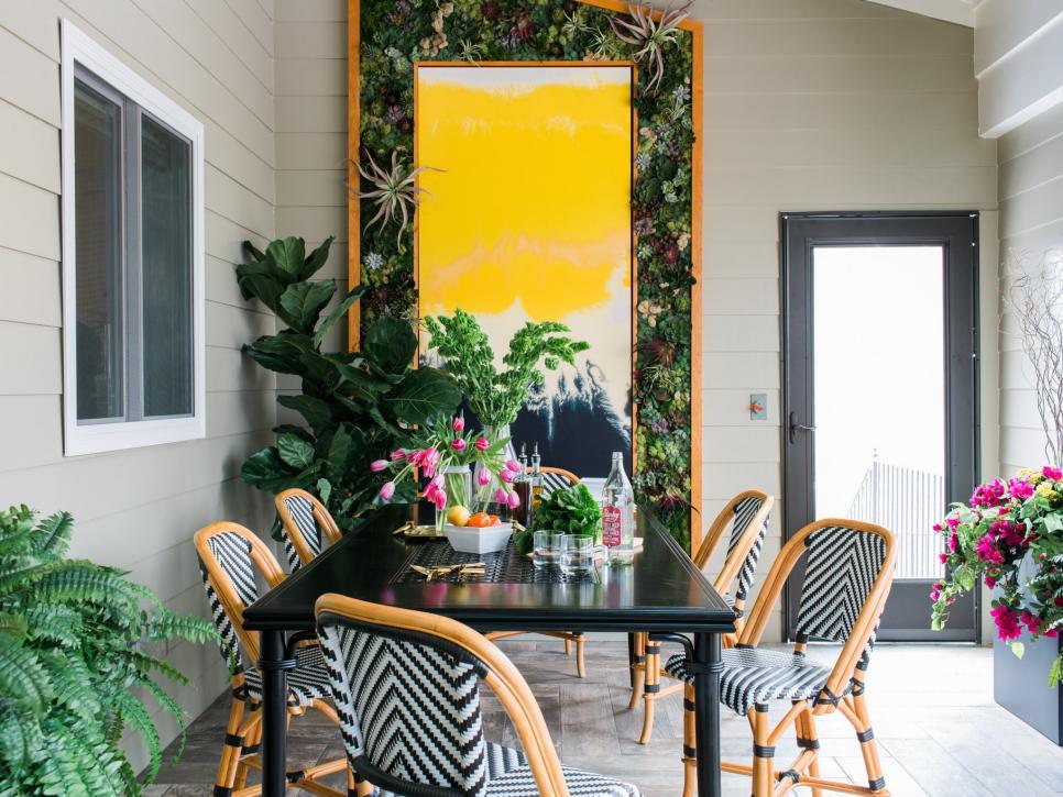HGTV Smart Home 2016 Patio set