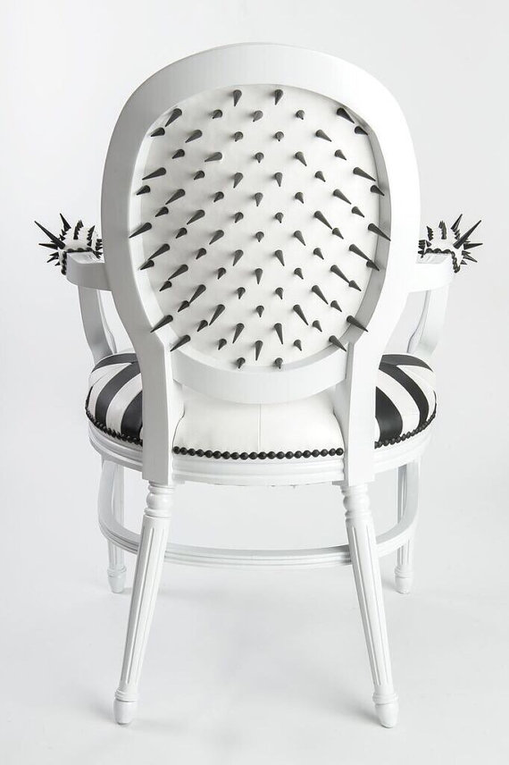 Throne Upholstery