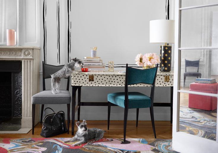 Kate Spade Home Desk AD