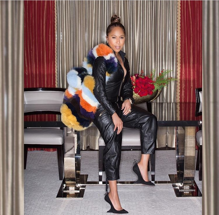 Marjorie Harvey on ICONIC HOME BLOG