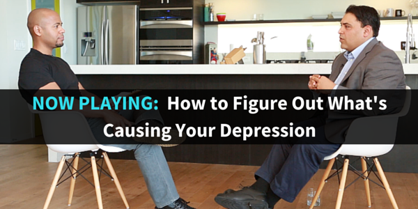 This interview is a MUST SEE for anyone who suffers from depression.