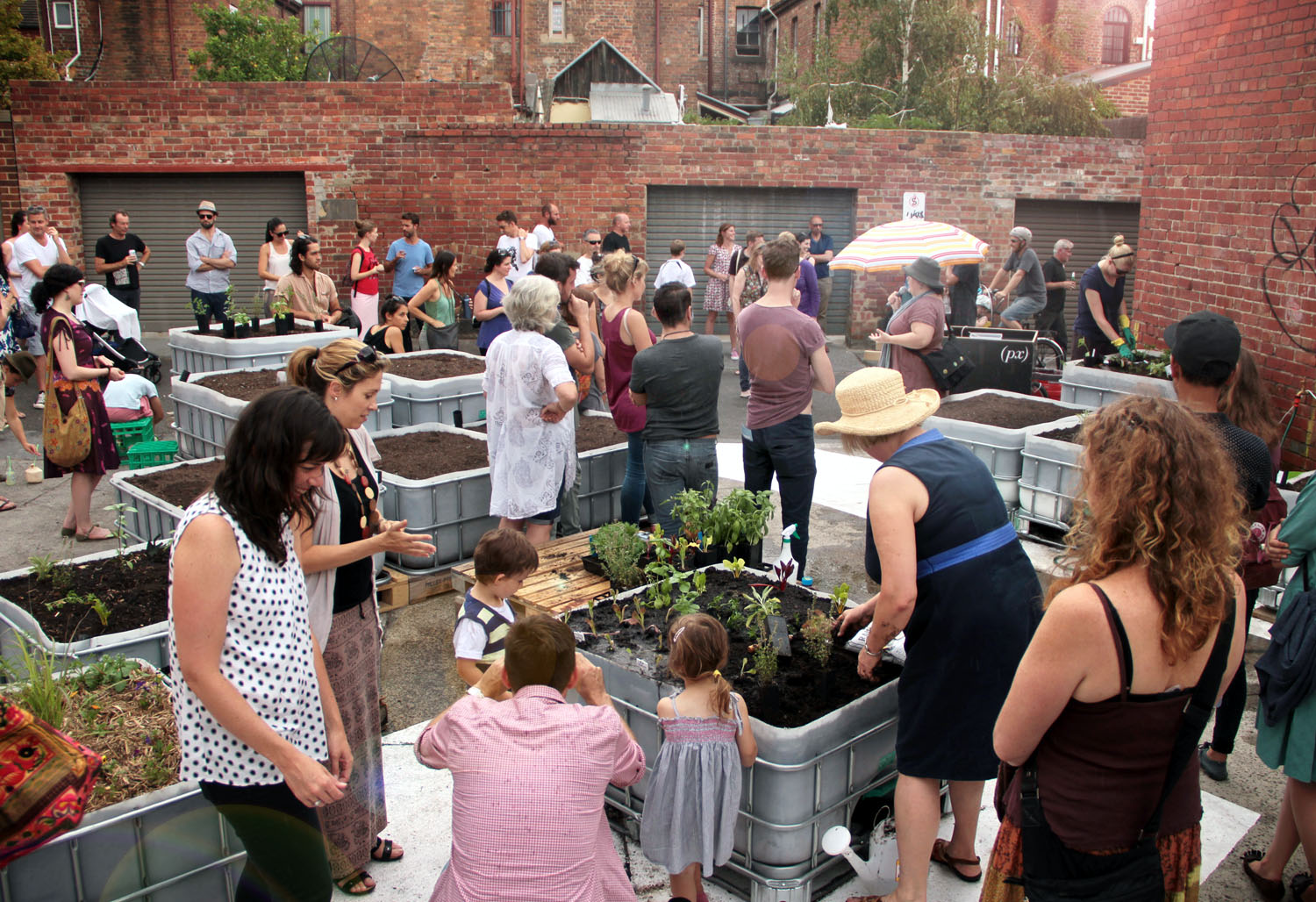 3000 Acres Launch_Jenny Humberstone_Talks Events Workshops at garden launch.jpg