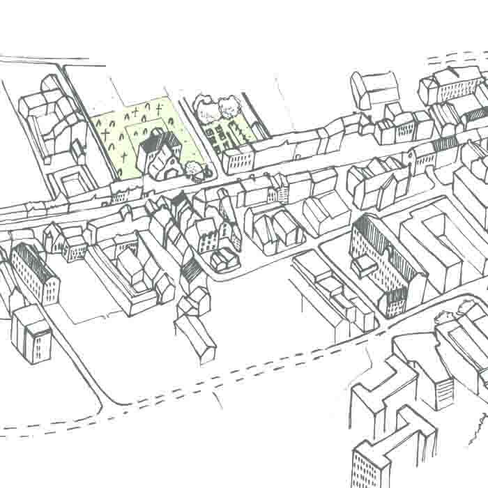 Canongate leaflet mapping  DESIGN