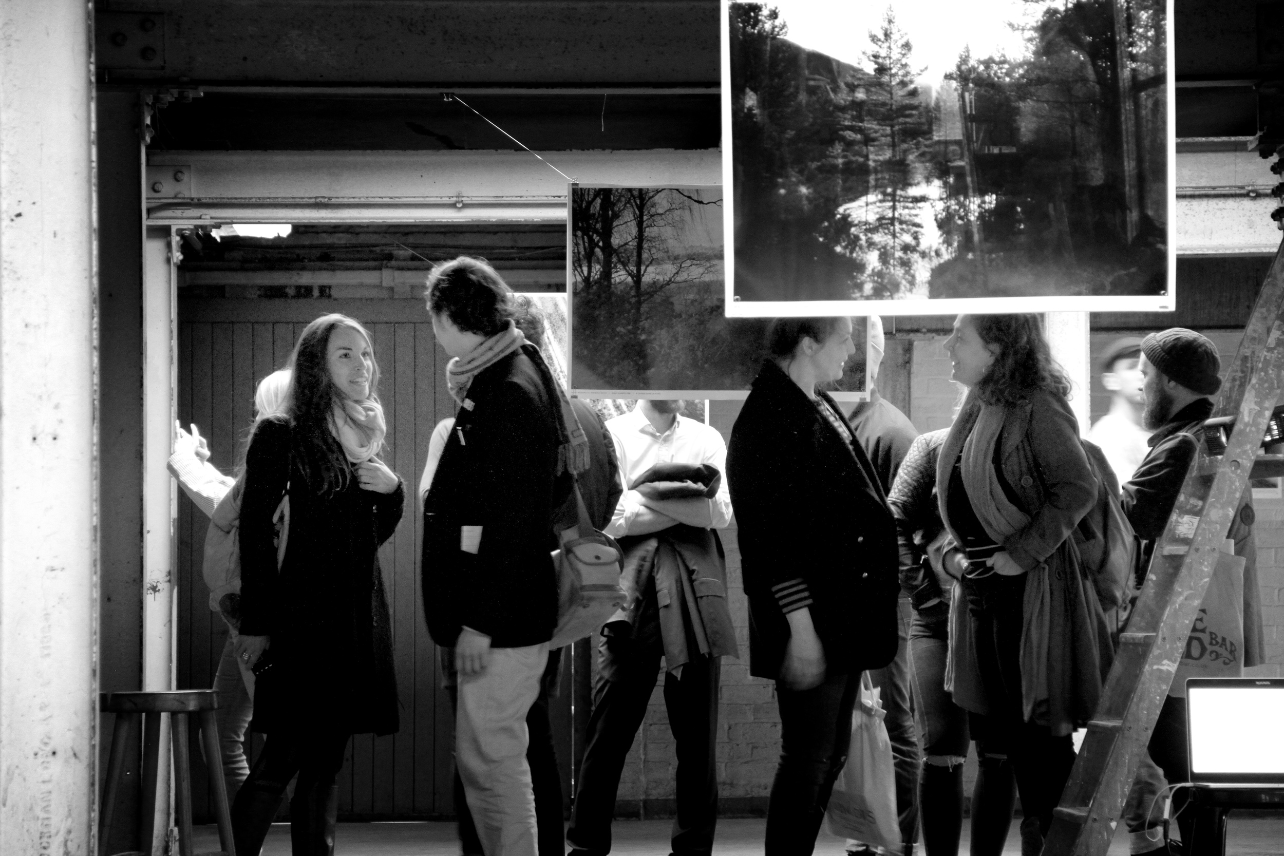 HERE+NOW_Jenny Humberstone_Exhibition at Biscuit Factory_May 2015_08 BW.jpg