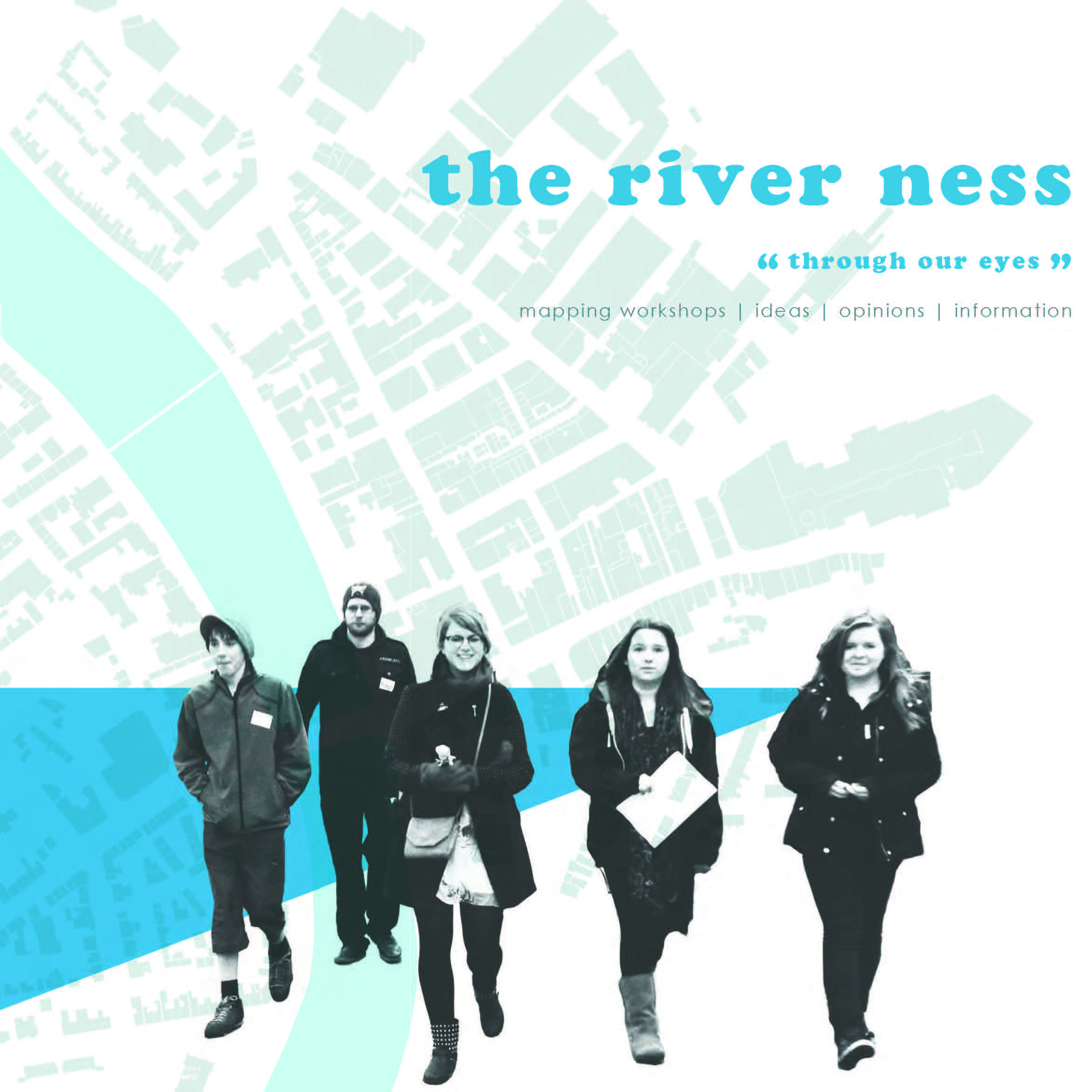 Inverness river mapping workshops  ENGAGE