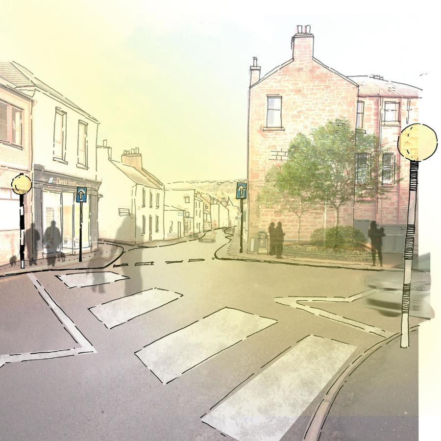 Blairgowrie Charrette  ENGAGE | DESIGN