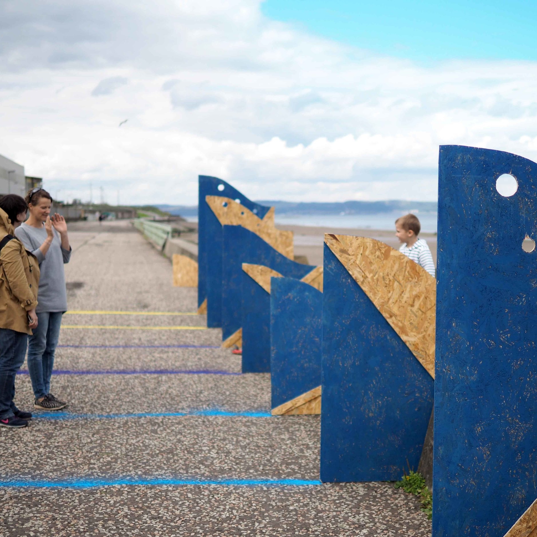 The Sea-Field: summer school + place-making project  ENGAGE | DESIGN | CURATE