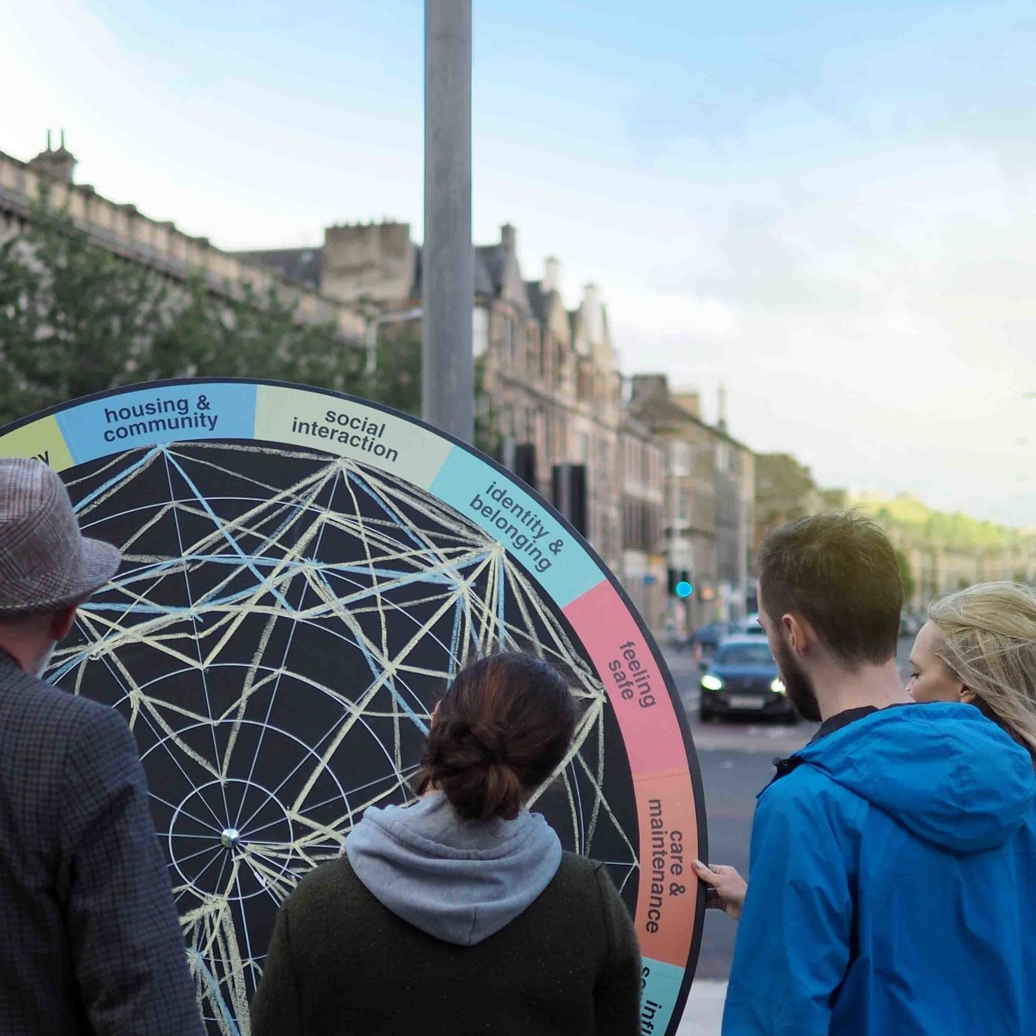 People and Places: Make Leith Better  ENGAGE | CURATE