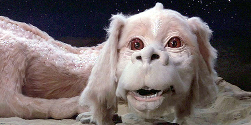 Falkor, the dragon, (Picture: Warner Bros)