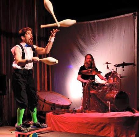 Juggler Alan Laurano | Courtesy Lummis Day