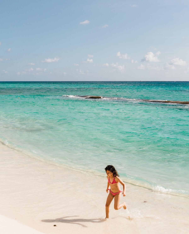 Azul Fives  Beach, Playa del Carmen, Mexico