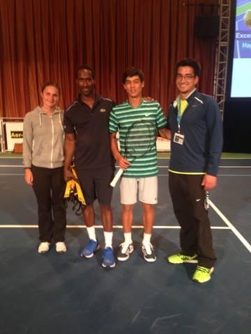 Rodney Marshal on player health & fitness