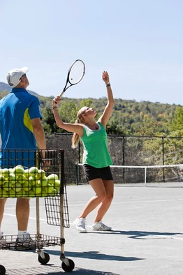 Nike Tennis Camp for 2 - Adult Package