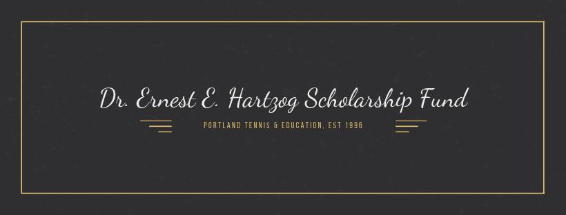 Dr. Ernest E. Hartzog Scholarship Fund (2).png