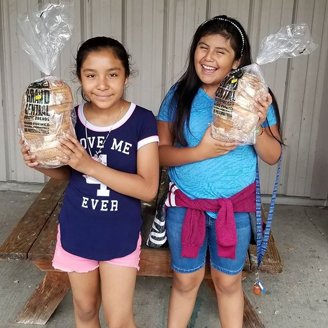 Thanks @grandcentralbakery for kindly donating bread so our scholar athletes can have delicious & lunches this summer!