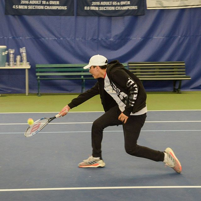 """Here is a quote from famous tennis player, Martina Navratilova: """"The mark of great sportsmen is not how good they are at their best, but how good they are at their worst."""" We teach our scholar athletes to give 100% of what they have even when they are tired or not at their best game. We should all do the same during this last Monday of the month! #motivationmonday #tennis #motivation #performance #tennisplayer"""