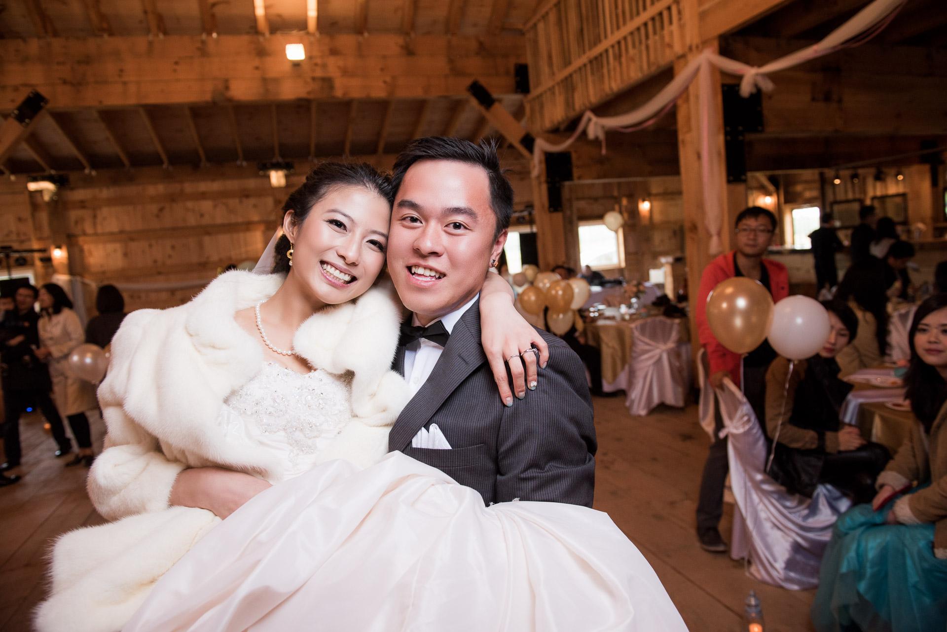 Sunday & Xin Wedding                  Sep, 2015