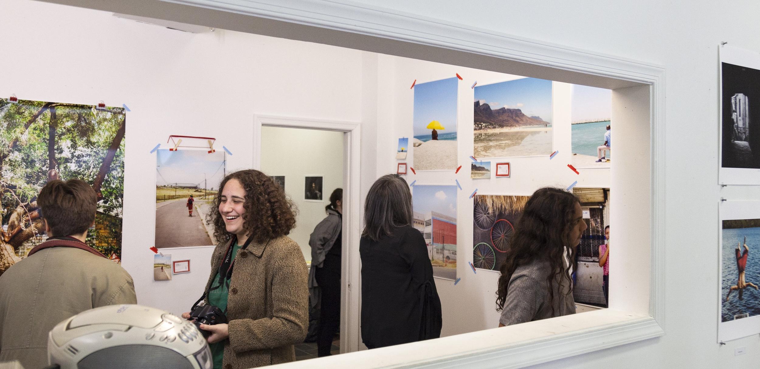 Scott Foley's exhibit