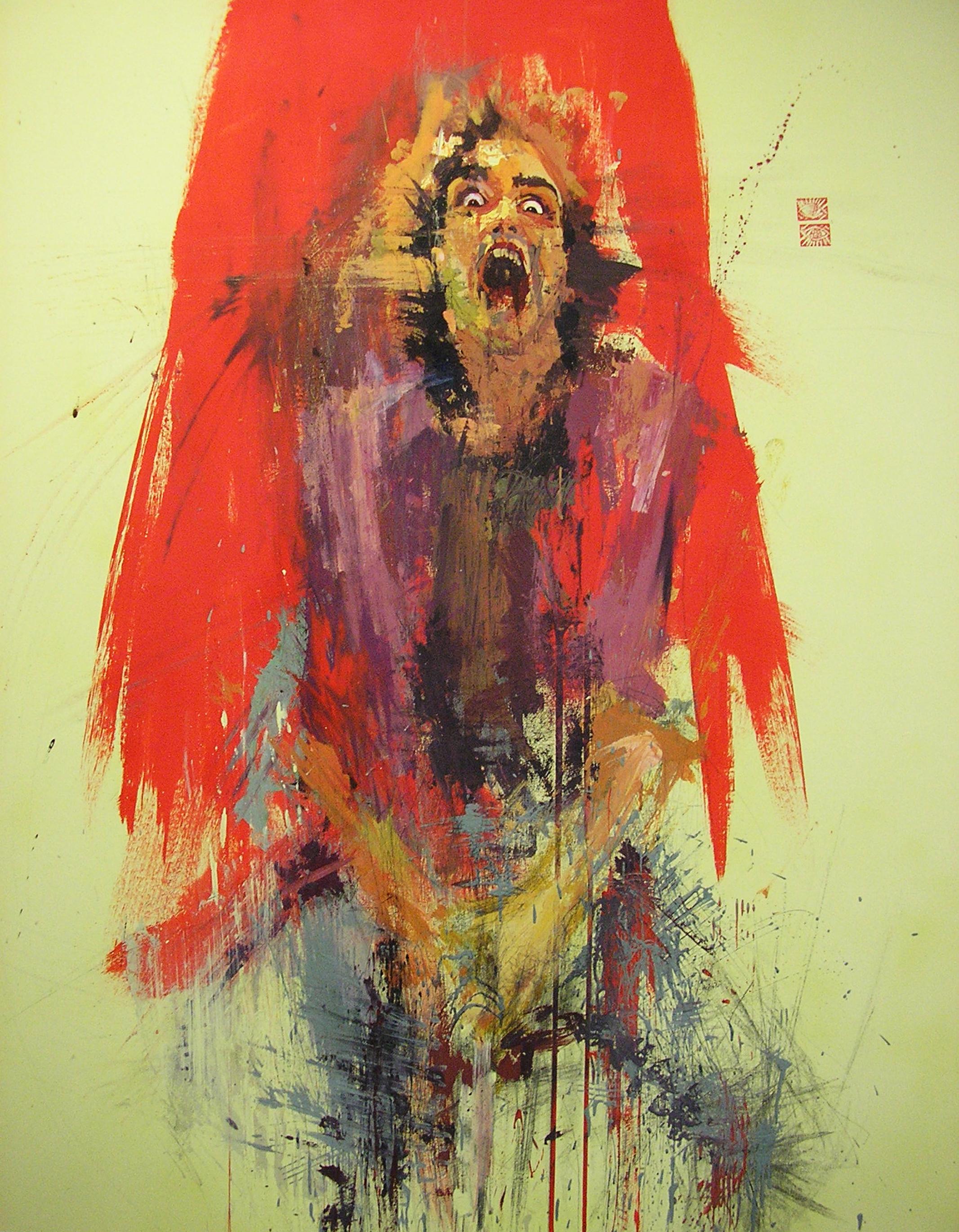 Retratos de la locura II