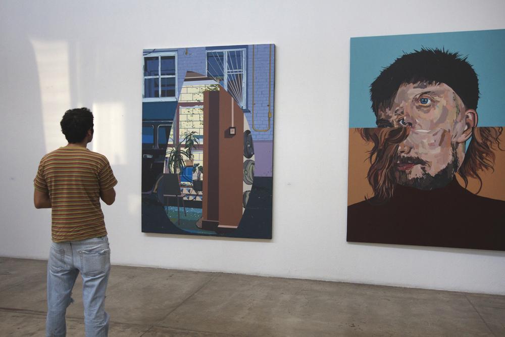 Installation view  Klaus Steinmetz Contemporary 2014