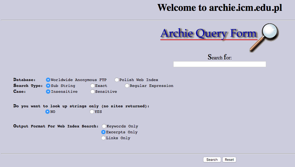 You can still visit  Archie  today.