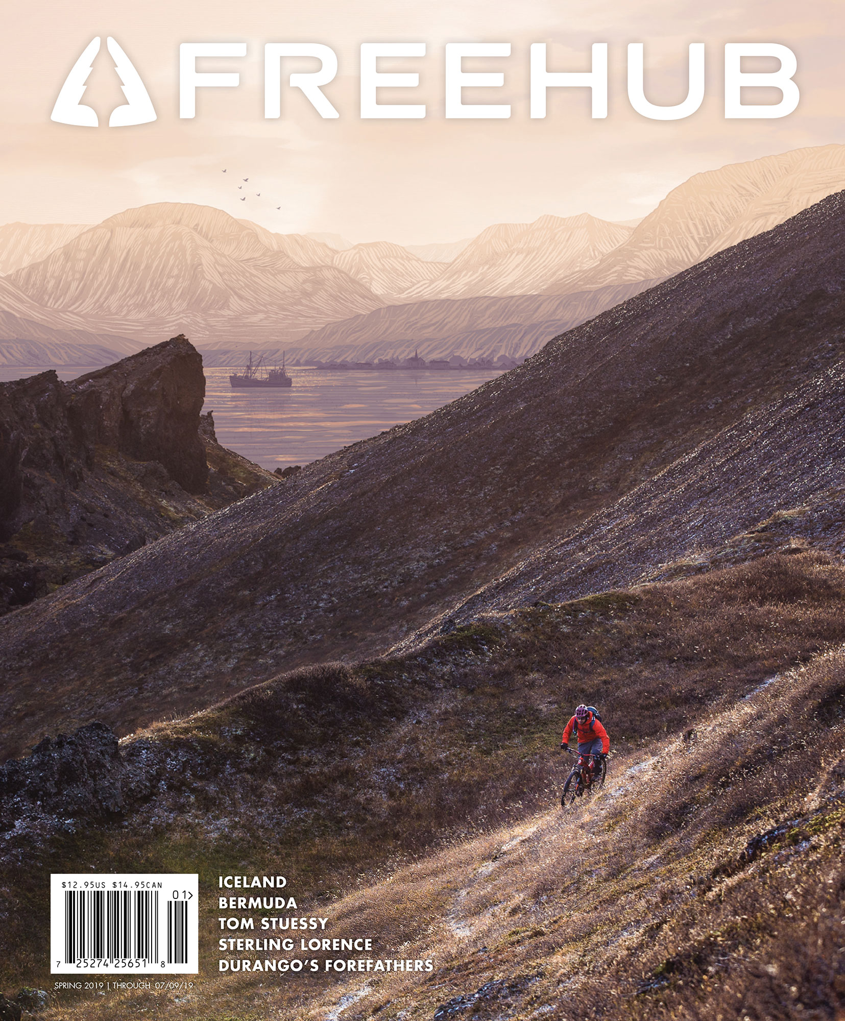 Freehub Magazine   April 2019   A charming tale of mountain bike culture and local passion for the sport, and the mountain less mountain bikers of Bermuda.