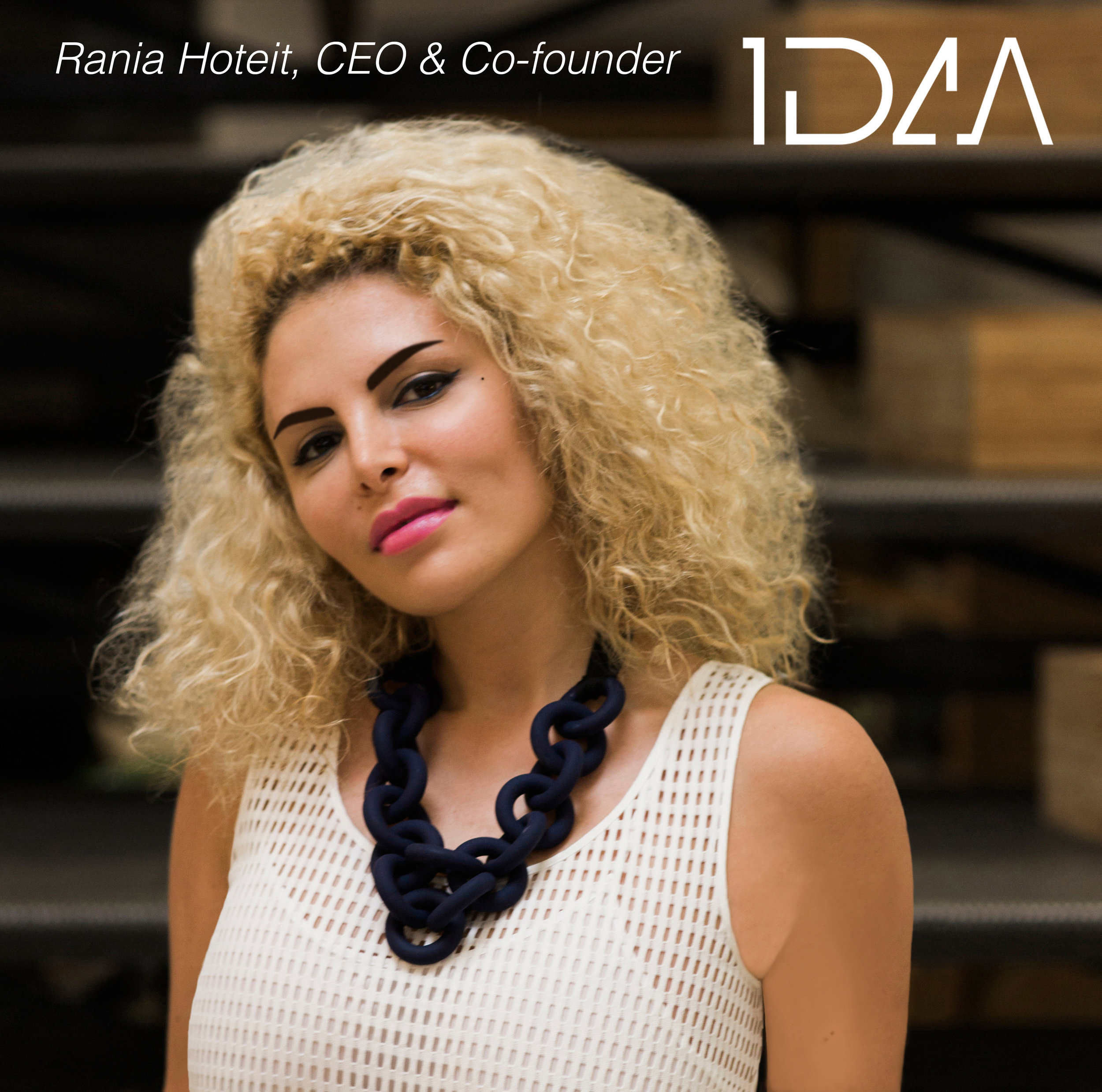 Re-Inventing the Wheel: Putting a New Spin on Life with Rania Hoteit -