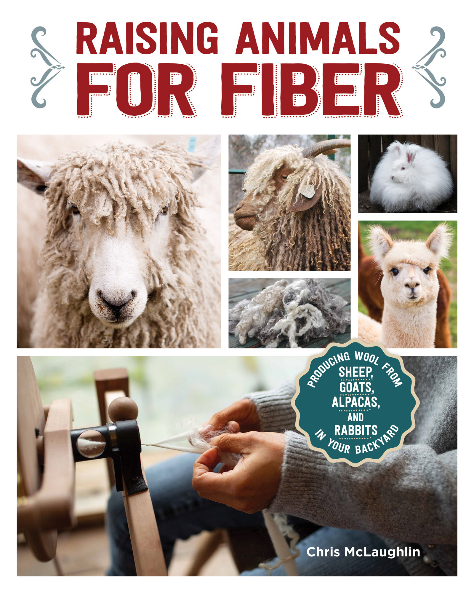 Raising Animals for Fiber Book