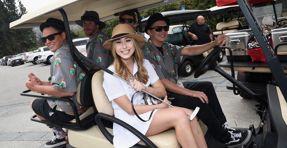 8th Annual George Lopez Celebrity Golf Tournament   - 1 World Media Network