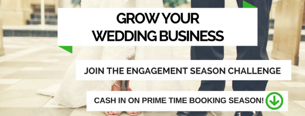 Ready to set your biz into high gear? Join the engagement season challenge + get AMAZING results.. including 20 Ways to Get a New Client Today.