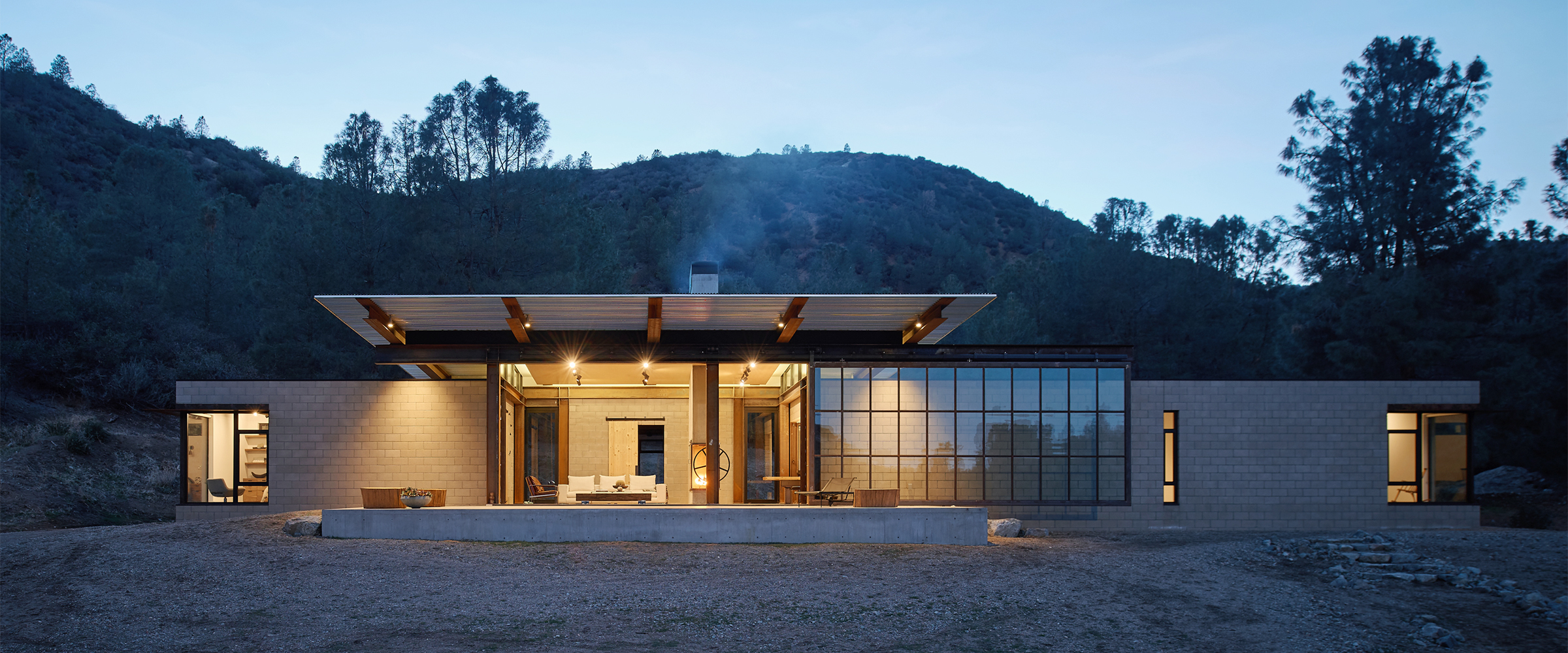 Sawmill Canyon<br><gridTitle>Olson Kundig</gridTitle>
