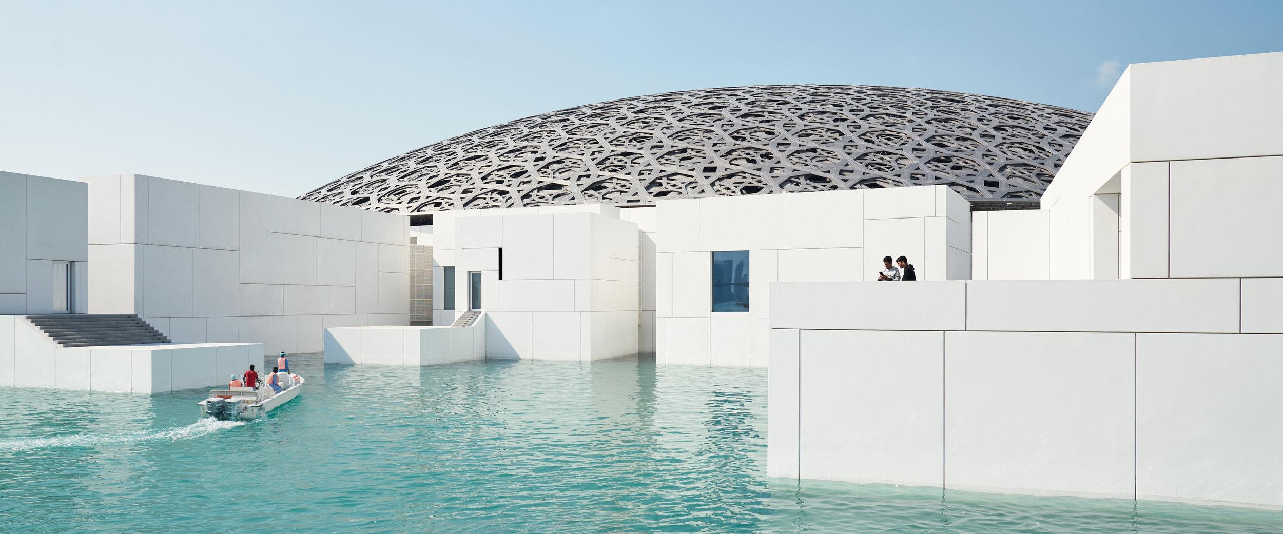 Le Louvre Abu Dhabi<br><GridTitle>Jean Nouvel</GridTitle>