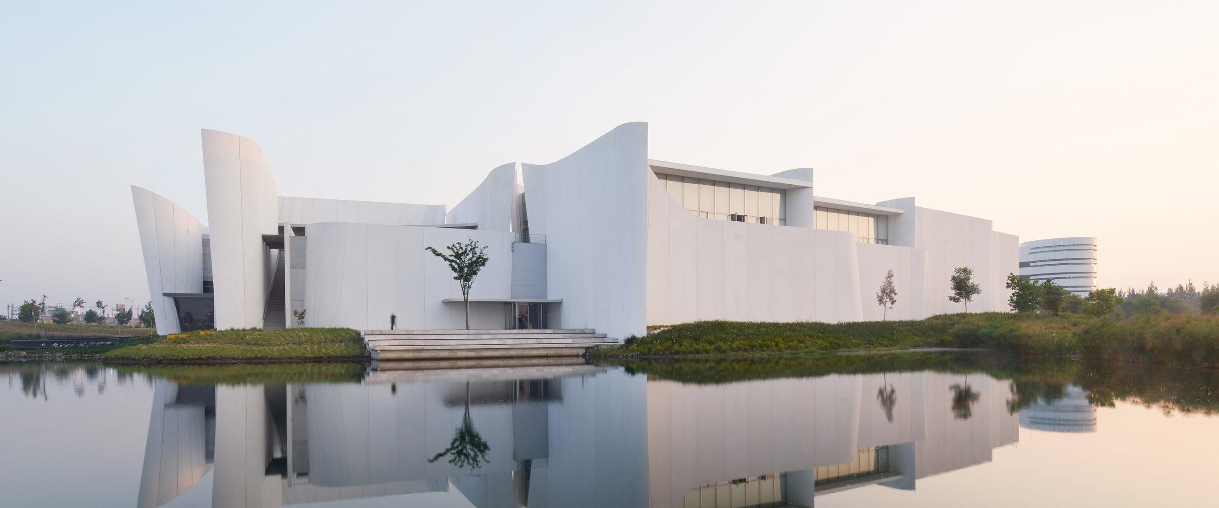 Museo Internacional del Barroco<br><gridTitle>Toyo Ito</gridTitle>