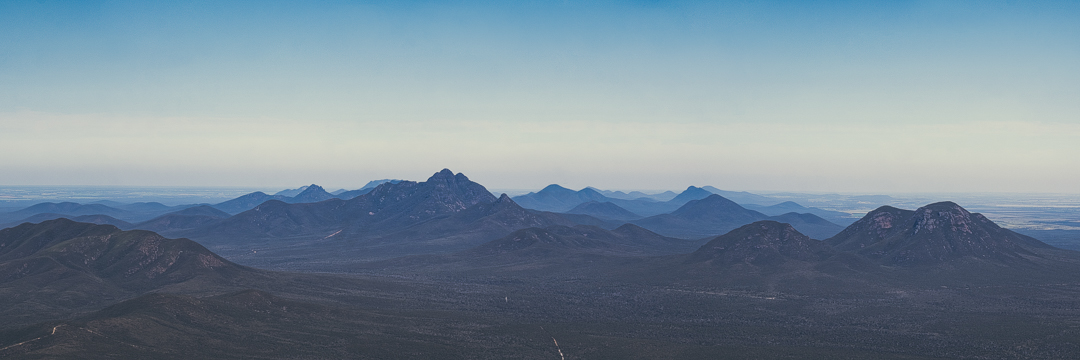On Top Of Bluff Knoll (2015)