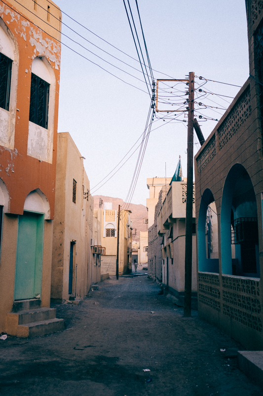 Back Streets Of Nizwa, Oman