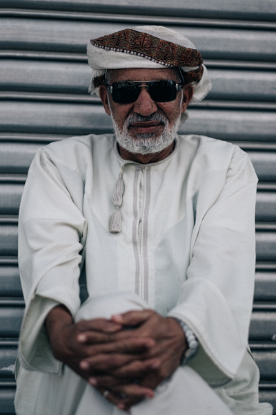 Achmed. Nizwa, Oman