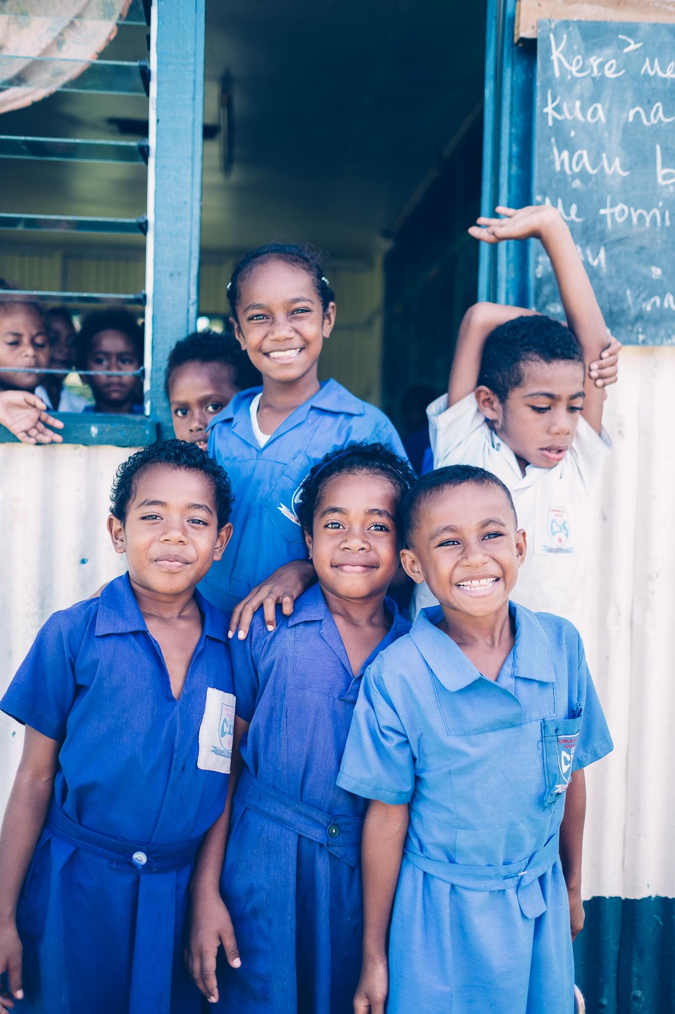 Fiji Travel Portrait