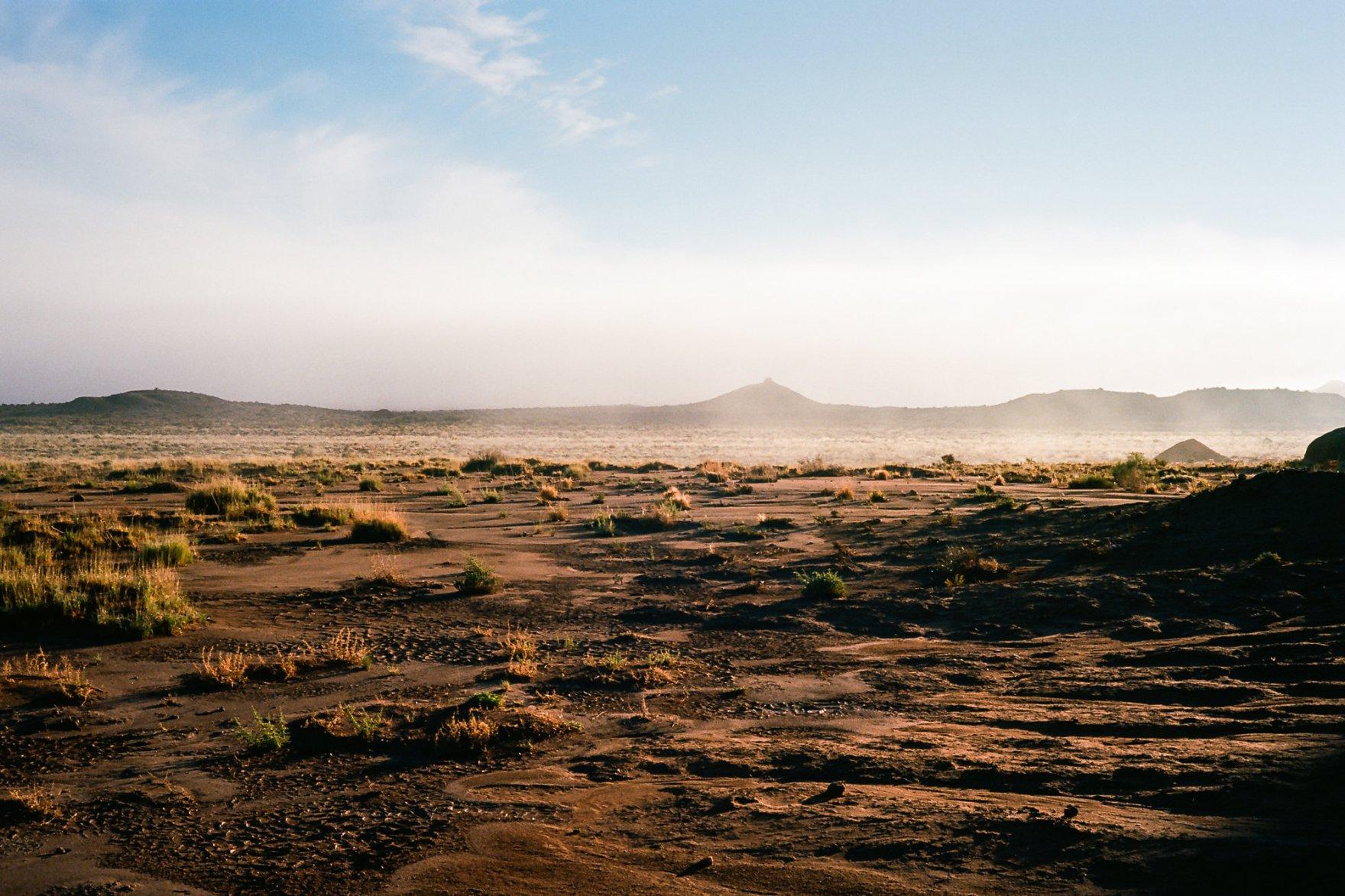 From  Desert Speaks  (2017-2018).   ROAM Magazine   35mm film