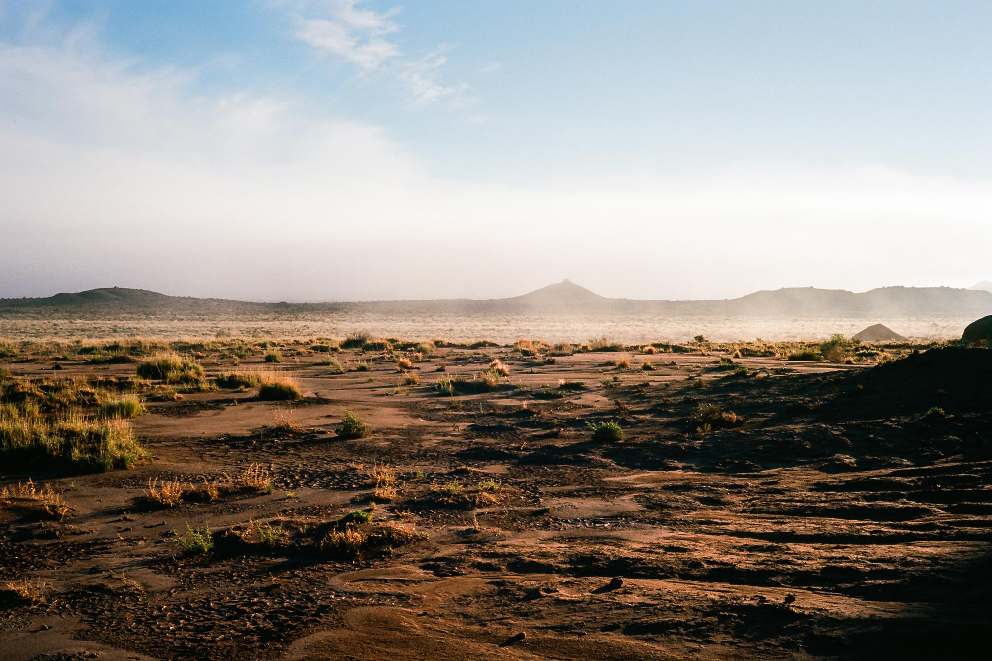From  Desert Speaks  (2017-2018).   THE FIELD Magazine   35mm film
