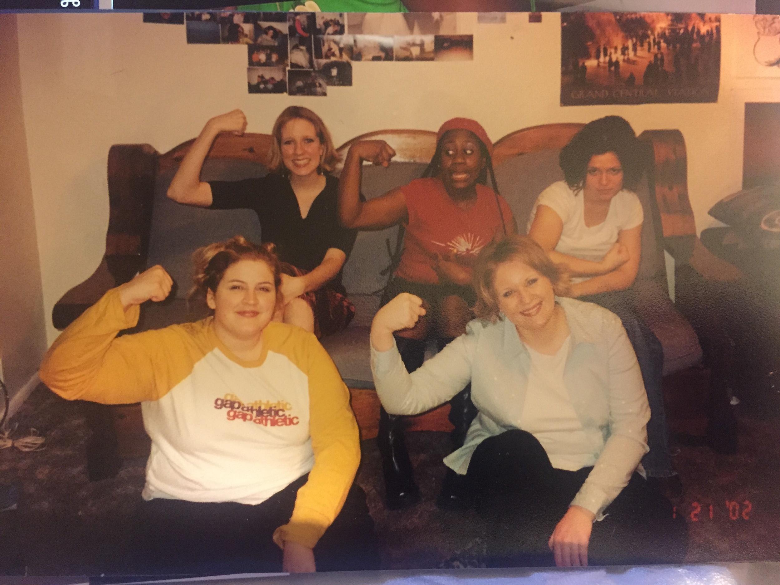 College Fall 2001