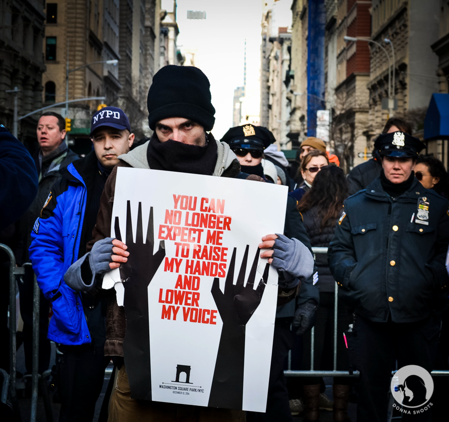 Millions March NYC, December 2014