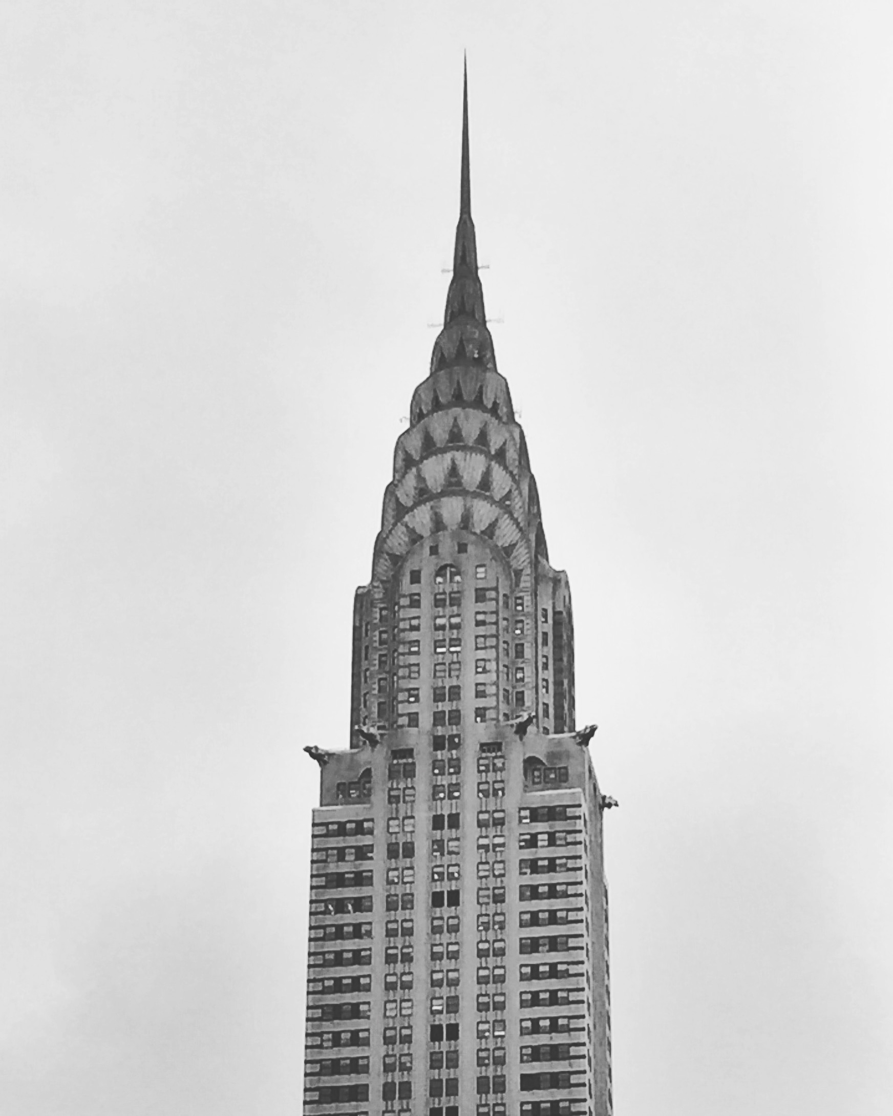 The Chrysler Building.  Copyright Donna Shoots 2017 All Rights Reserved.